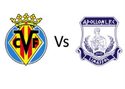 Villarreal – Apollon Limassol (Лига Европы)
